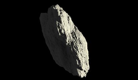 Астероид ще прелети между Земята и Луната тази нощ