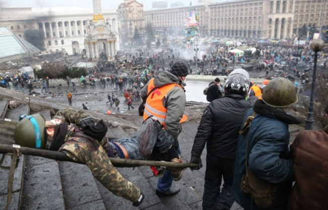 Handelsblatt: Със снайперистите от Майдана ще се заеме Берлин