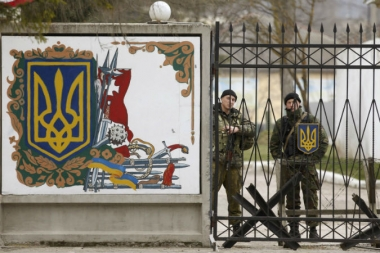Американски специалисти са  подготвили диверсия против украинската армия, под маската на руснаци