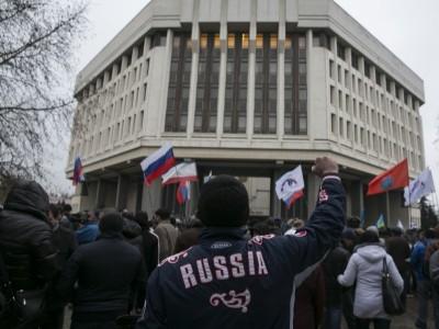 Русия ратифицира присъединяването на Крим