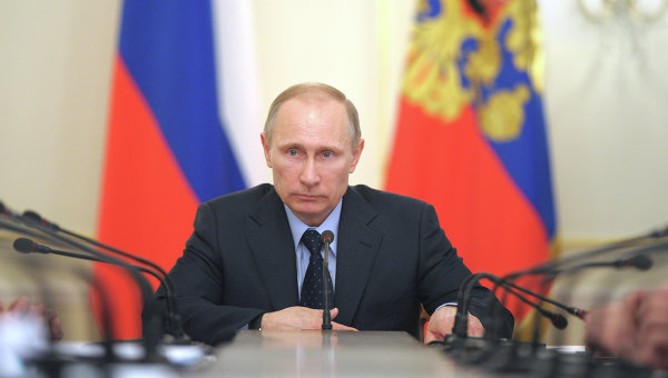 Путин ще се изкаже във връзка със запитването на Крим за присъединяване към Русия