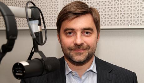 """Акция """"в подкрепа на братския украински народ"""" в Москва"""