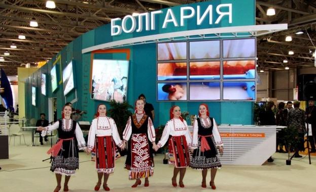 """Международна изложба """"Интурмаркет"""" с българско участие се откри в Москва"""