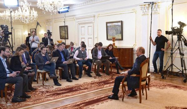Путин: Москва ще развива търговски връзки с Украйна след президентските избори