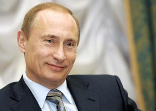 Американска медия поздрави Путин на руски