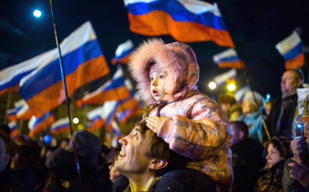 Крим преминава към московското време