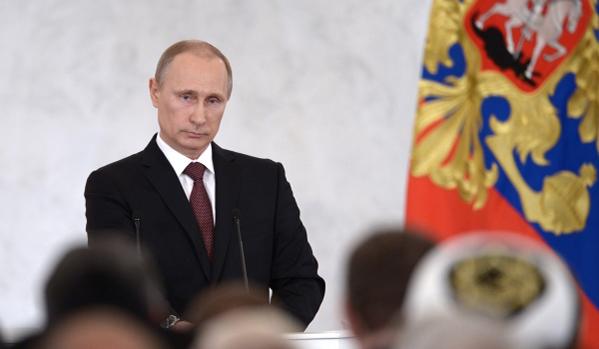 Путин внесе в Държавната Дума договора за влизане на Крим в състава на Русия
