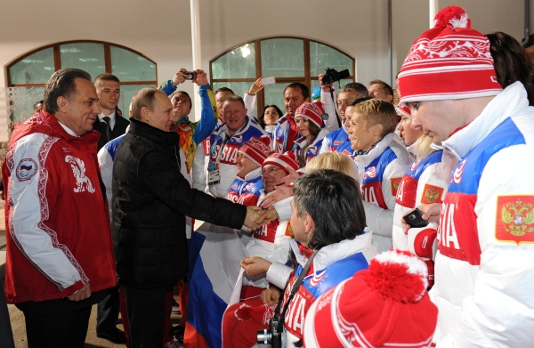 Путин: параолимпиадата може да промени съзнанието на хората