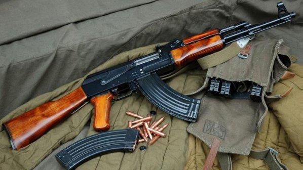 Над  5 хил.  Калашников са откраднати в Лвов