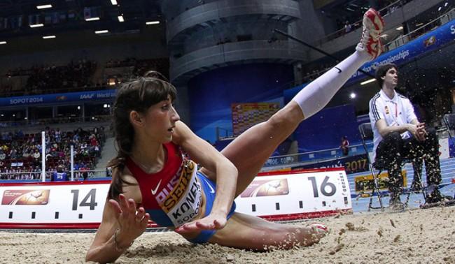Рускините спечелиха два златни медала на световното по лека атлетика