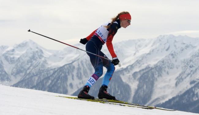 Руските биатлонисти окупираха параолимпийския пиедестал