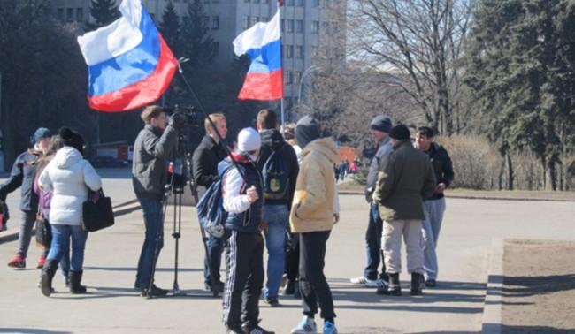Руското външно министерство е възмутено от стрелбата по митинга в Харков