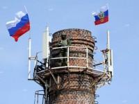 Крим 72 военни подразделения вдигнаха руски флаг