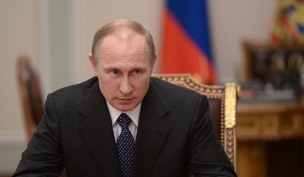 Путин: Кризата в Украйна възникна не по вина на Русия