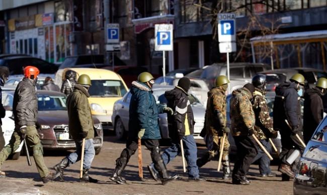 Терор в Харков: разстреляни с автомат мирни граждани