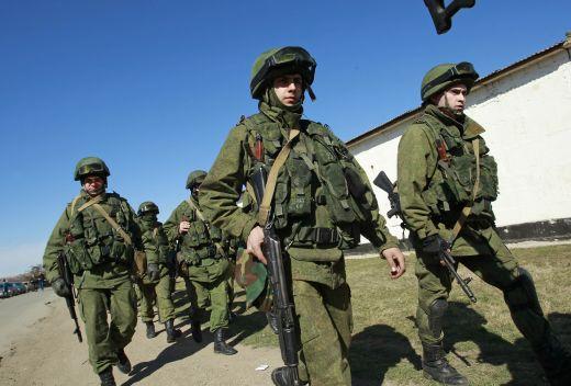В Крим отмениха пролетната военната повинност