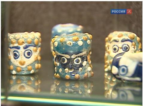 Уникална колекция от предмети, открити  в Северен Кавказ