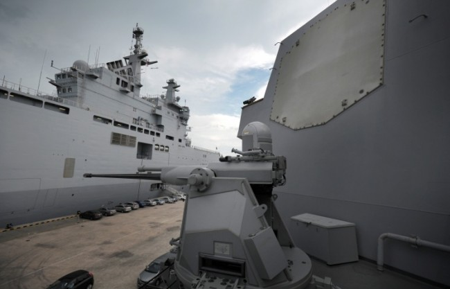 """При неизпълнение на договора за """"Мистрал"""" Франция ще заплати на Русия над 1,2 млрд. евро"""