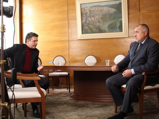 Руски телевизионен екип на РТЦ Москва посети НС на Република България
