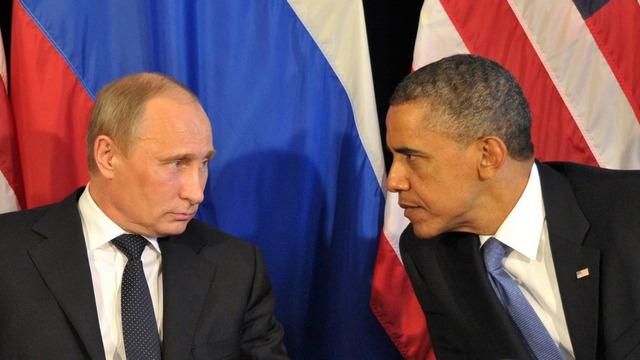 Путин заявил на Обама, че референдумът в Крим съответства на международното право