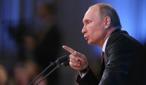 Путин удря по САЩ и ЕС с техните камъни