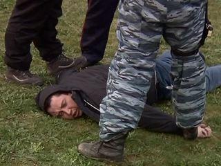 В Севастопол е задържан  провокатор с оръжие и наркотици