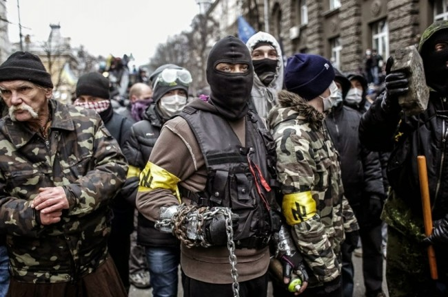 Украински радикали отправят заплахи към руски политици