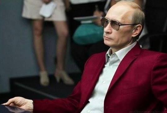 Путин има намерение да отвори сметка в банка «Русия»