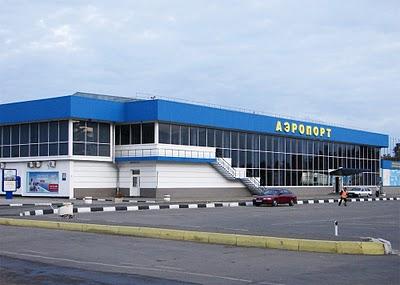 Летището в Симферопол работи в ограничен режим