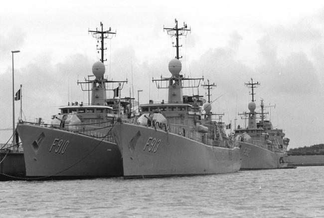 Руският черноморски флот засега няма планове за щурм в Крим.