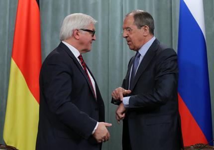 Външните министри на Русия и Германия ще проведат среща в Женева