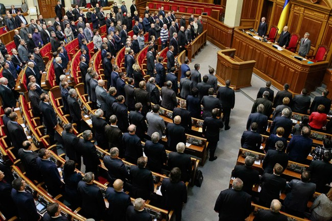 27 кандидата претендират за поста на президента на Украйна