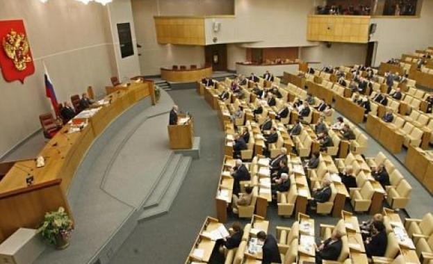 Руски депутати искат по-строги наказания за медиите, които вредяли на държавата