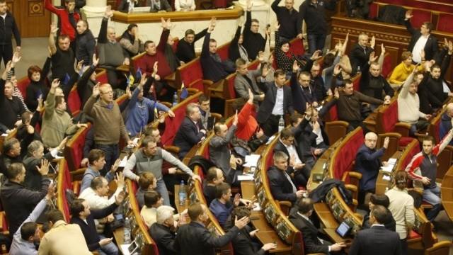 Върховна рада прие постанавлението за правата на кримските татари