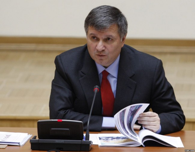 Арсен Аваков: Спецоперацията в Югоизточна Украйна не е прекратявана