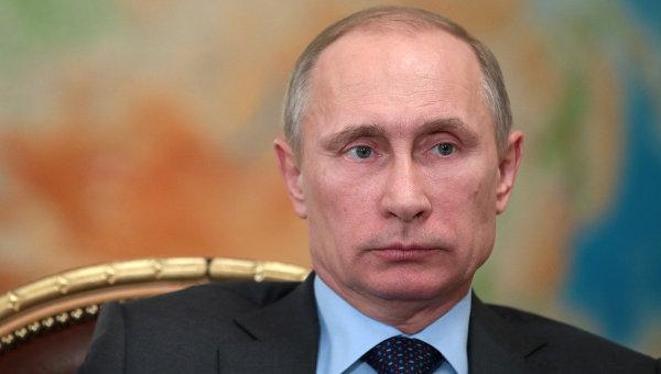 Путин:  използването на армията в Славянск е престъпление срещу народа