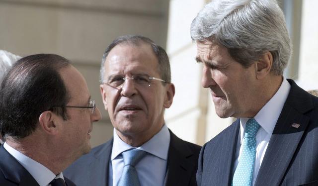 Русия, САЩ, ЕС и Киев ще преговарят за кризата в Украйна