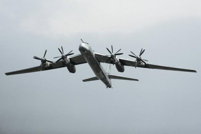 Руски бомбардировачи извършиха полет над Северна Европа