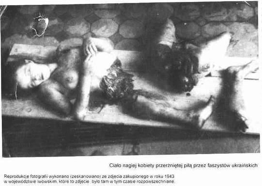 Клането във Волиния