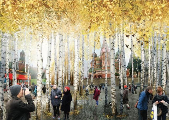 парковете в Москва2