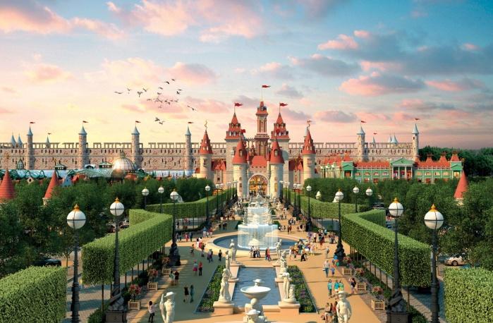 парковете в Москва4