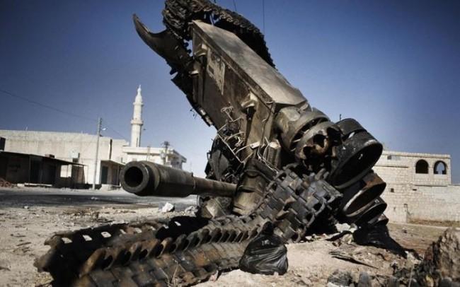 Русия упрекна САЩ за оръжейната доставка на опозицията в Сирия