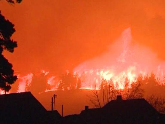 Хиляди евакуирани заради взривен военен склад в Русия