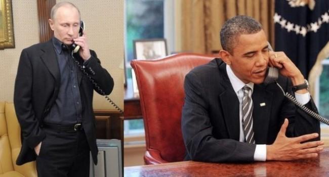 Обама обвини Русия в подкрепа на протестите в Югоизточна Украйна
