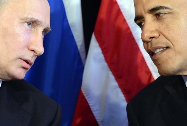 Обама: Разбира се, че ще спася Путин, ако се дави
