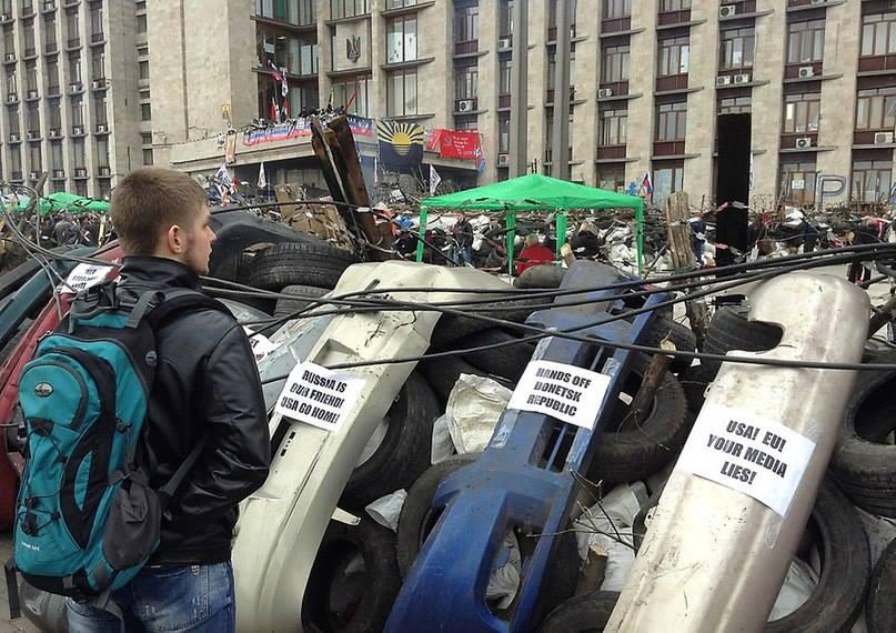 Опълченците на Донбас7