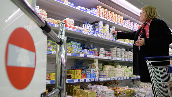 Русия прекрати вноса на украински млечни продукти