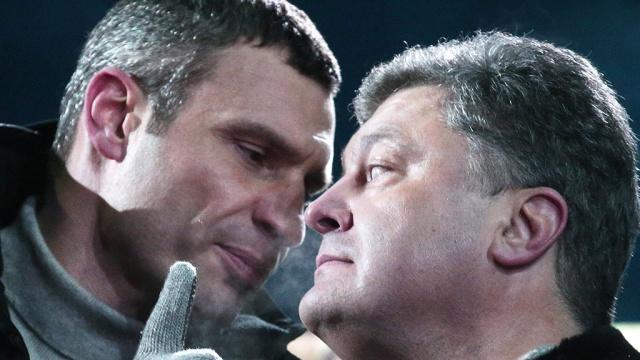 Порошенко срещу Тимошенко?
