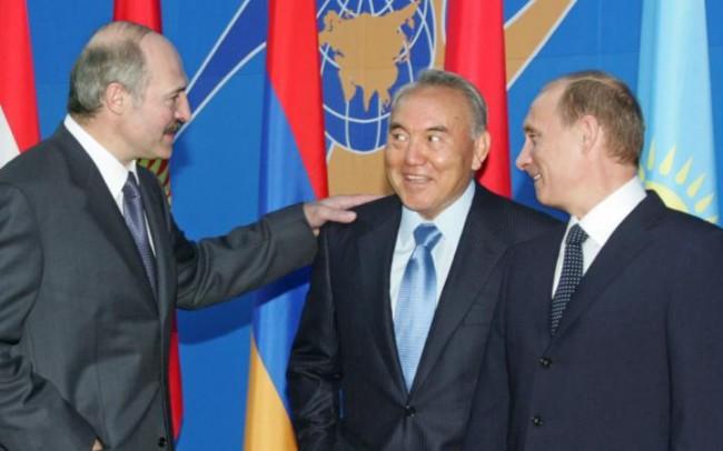 Договорът за Евразийския съюз ще се подпише през май
