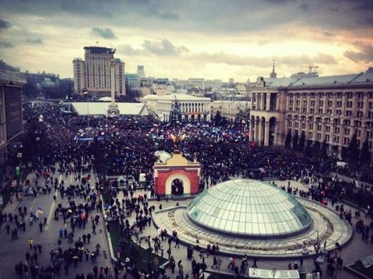 Действията на Майдана са били предварително планирани и финансирани